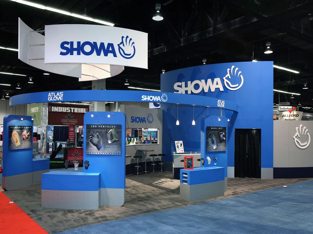 Trade Show Exhibit Rental Island